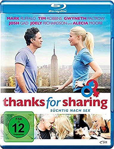 Thanks for Sharing - Süchtig nach Sex [Blu-ray]