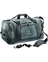 9dff3ecaad Deuter Herren Reisetasche Relay 80 Duffel Bag Granite-Black 34 x 76 x 32 cm
