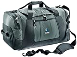 Deuter Herren Reisetasche Relay 80 Duffel Bag, Granite-Black, 34 x 76 x 32 cm, 80 L
