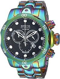 Men's Watches Curren Black Leather Strap Auto Date Fashion Casual Quartz Sports Watch