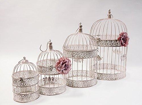 Set de jaulas de 4 tamaños