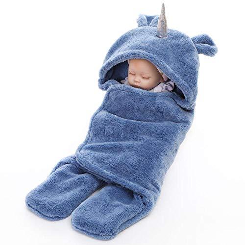 Saco De Dormir Para Bebé Suave Y Cómodo Unisex Protección