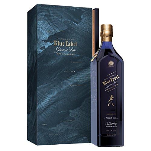 *Johnnie Walker Blue Label Brora & Rare Ghost Edition mit Geschenkverpackung Whisky (1 x 0.7 l)*