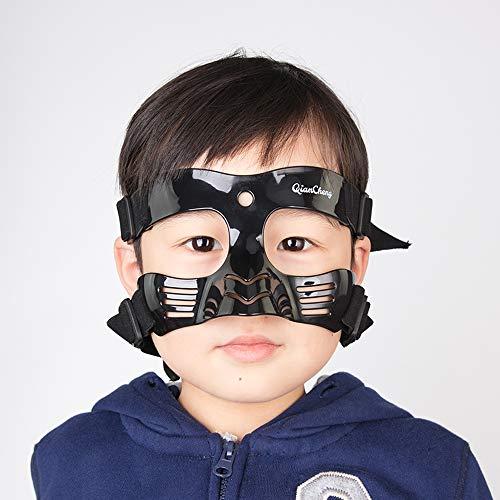 QianCheng - Maschera Protettiva per Naso, Serie L5 con Imbottitura in Silicone, S