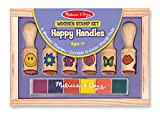 Melissa & Doug 2407 Happy Handle Stamp S...