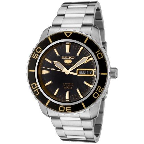 Seiko-SNZH57K1-Wristwatch-for-men