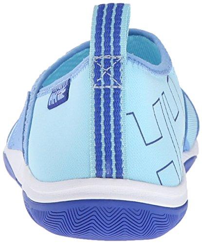 Helly Hansen W Watermoc 2, Chaussures bateau femme Turquoise - Türkis (974 LIGHT AQUA / SPRING BLUE /)