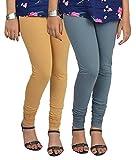 Vimal Women's Cotton Blended Churidhar L...