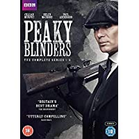 Peaky Blinders Series 1-4