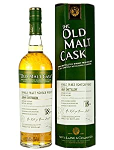 Arran 18 Year Old 1997 - Old Malt Cask Single Malt Whisky from Arran