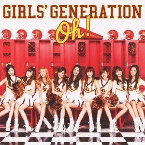 Girls' Generation - Oh [Japan CD] UPCH-80290 by Girls' Generation