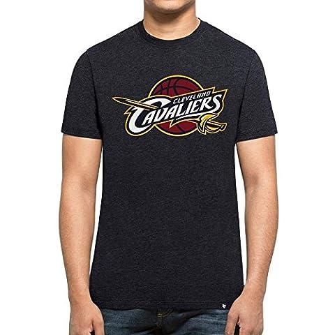 47 Forty Seven Brand Cleveland Cavaliers Club Tee NBA T-Shirt Mens Herren