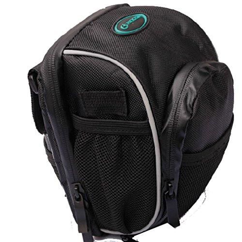ZBSport Fahrradtaschen Fahrrad Rahmentaschen für alle Fahrradtypen geeignet, Farhradlenkertasche Fahrradtasche Lenker