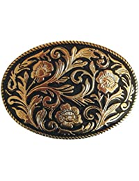 Spirit of Isis B162 Buckle Gürtelschnalle Floral ornament