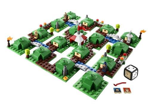 Imagen 1 de LEGO El Señor de los Anillos - Juegos de Mesa 3920 - The Hobbit