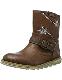Mustang Mädchen 5017-622 Kurzschaft Stiefel