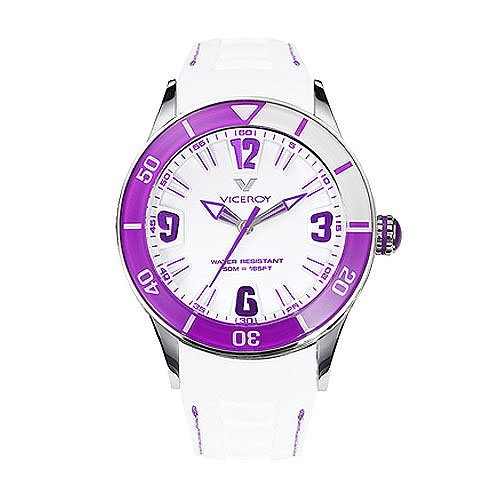 Reloj Viceroy Fun Colors 42108-95 Unisex Blanco