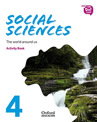 New Think Do Learn Social Sciences 4. Activity Book The world around us (National Edition)