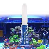 Kalttoy Aquarium-Kleber für Korallenfaser, Bodengrund für Wasserpflanzen, Gras, Moos, Dekoration, Sofort-Kleber, starker Klebstoff, ungiftige Befestigung, spezielle Formel