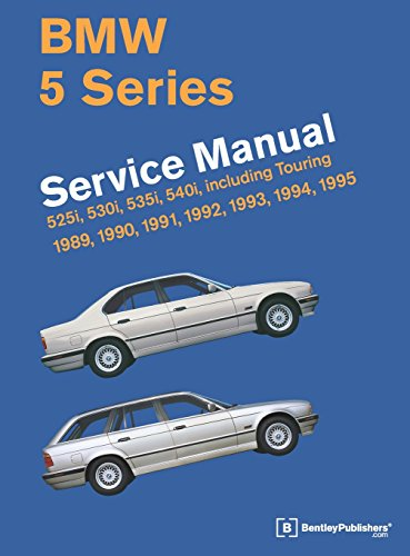 Bmw 530i pdf de manual del servicio