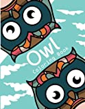 Owl coloring book: Owl coloring books for adults ( An Owl Coloring Book for Adults and Kids ) Vol.7: Volume 7