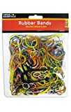 """Office Essentials"" Pack of Strong Rubber Bands in Assorted Colours & Sizes"