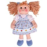 Bigjigs Toys Christine 34cm Bambola
