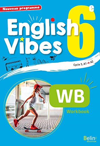 English Vibes 6me workbook