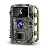 Best Trail Cameras - Gosira Game Camera 0.4s Trigger 940nm Updated IR Review