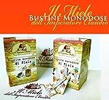 200 Bustine di miele monodose 6 g. Il Miele Dell'Imperatore Claudio miele ita