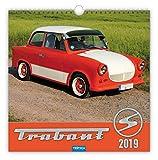 Technikkalender Trabant 2019 DDR Fahrzeug Ostalgiekalender