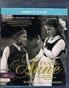 Anne, la Gitane / Gipsy Anne ( Fante-Anne ) (Blu-Ray & DVD Combo) [ Origine Norvégienne, Sans Langue Francaise ] (Blu-Ray)