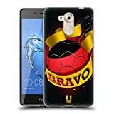Head Case Designs Bravo Fussball Ole Soft Gel Hülle für Huawei Honor 6C Pro / V9 Play