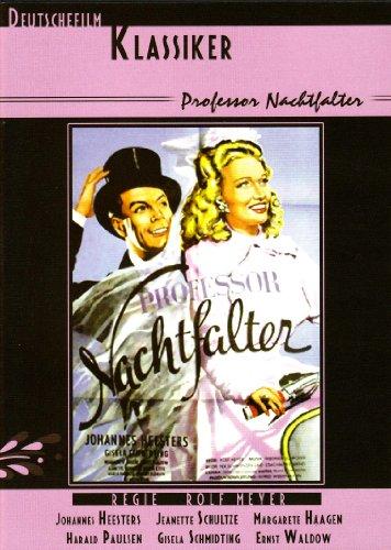 Bild von Prof. Nachtfalter - Deutschfilm Klassiker