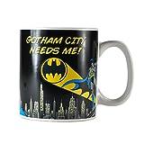 Batman Becher wärmeempfindlich mit Farbwechsel (Sieg Bedürfnisse Me)