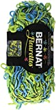 Spinrite Fleurettes Yarn-Lime Rickey, Other, Multicoloured