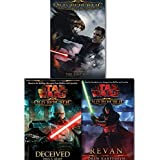 Star Wars The Old Republic Series Collection 3 Books Set, (Star Wars The Old Republic Revan, Star Wars The Old Republic Deceived and Star Wars The Old Republic The Lost Suns)