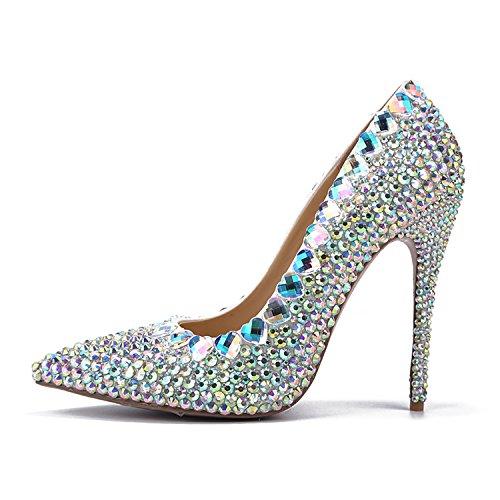 Kevin Fashion , Sandales Compensées femme Multicolore - Multicolore