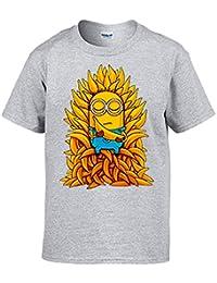 Diver Camisetas Camiseta Juego de Tronos Banana Minion