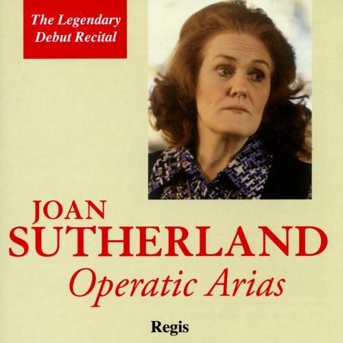 Joan Sutherland - Airs d'opéra. Son premier récital (1959).