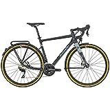 Bergamont Grandurance RD 7 Cross Bike grau 2019: Größe: 55cm (174-179cm)