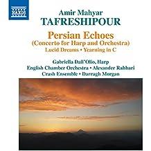 Persian Echoes (Konzert Fr Ha [Import allemand]
