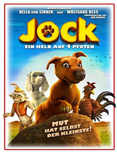 Jock, ein Held auf 4 Pfoten