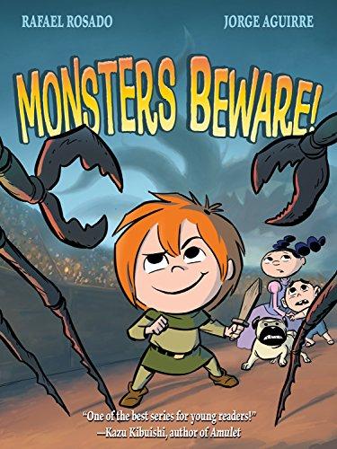 Monsters Beware! (Chronicles of Claudette) por Jorge Aguirre