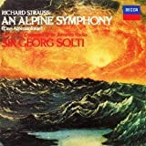 Georg Solti - R. Variations For Orchestra: / Schoenberg Alpine Symphony: Strauss [Japan CD] UCCD-4702 by Georg Solti