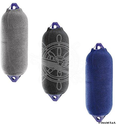 OSCULATI Copriparabordo F2 Blu con Corda