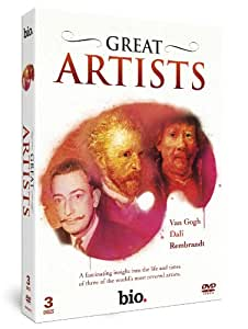 Great Artists [DVD]