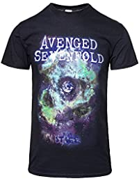 AVENGED SEVENFOLD - Space Face - T-Shirt