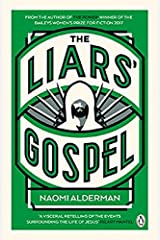 The Liars' Gospel: From the author of The Power, winner of the Baileys Women's Prize for Fiction 2017 Paperback
