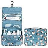 REMO-Y Tragbare Kosmetiktasche Hängende Reisetasche Kosmetiktasche Wasserdichtes...